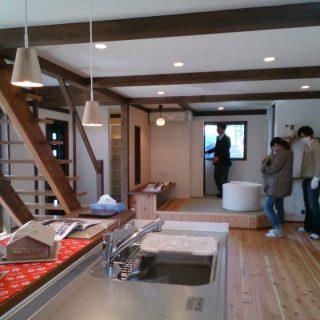 群馬で建てる、平屋でもない、2階建てでもない  美しい日本の家 高崎