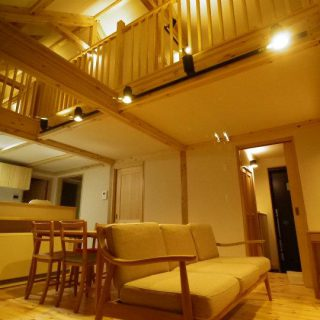 カーサ・アマーレ群馬で建てる、平屋でもない、2階建てでもない  美しい日本の家 高崎